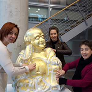 Christine Kundolf-Köhler, Benita Hieronimi, Dagmar Mai